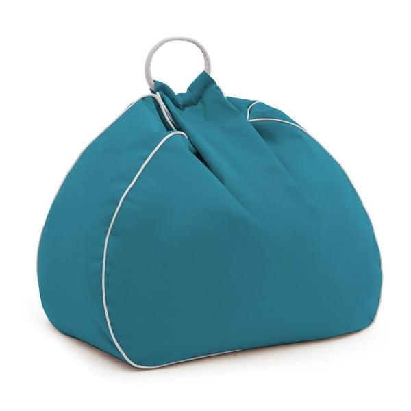 Sedací vak Vivonia Outdoor Turquoise/Silver