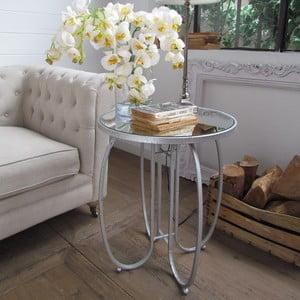 Odkládací stolek Silver Vintage