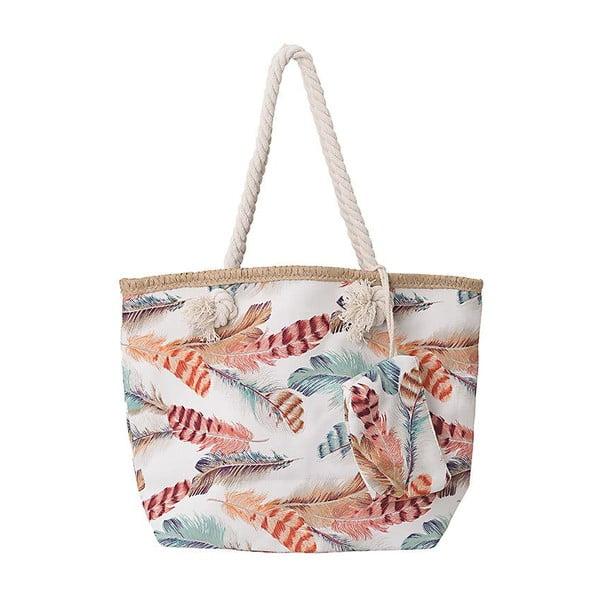 Plážová taška Feathers