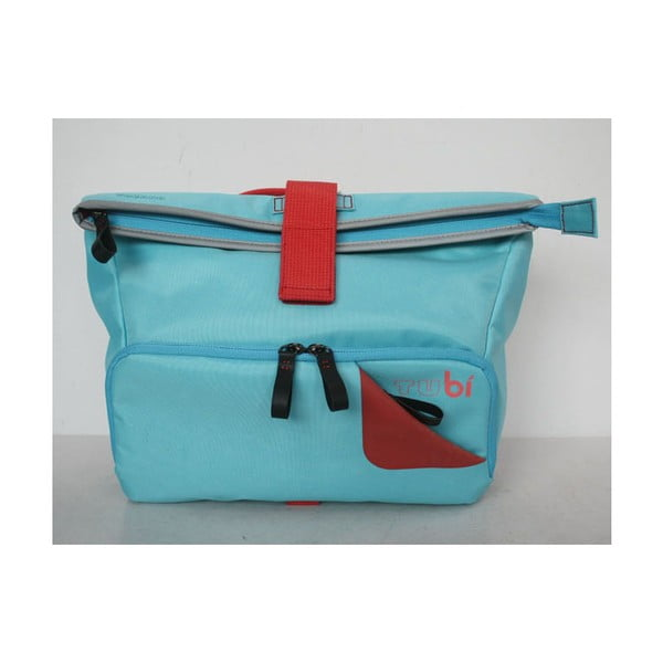 Taška Utility Bag TUbí, modrá/oranžová