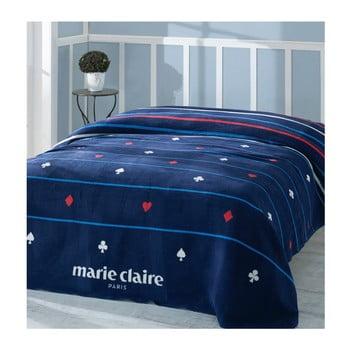 Patura Marie Claire, 150 X 200 Cm, Albastru