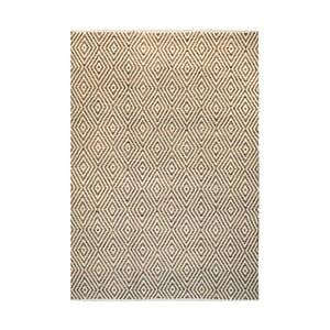 Ručně tkaný béžový koberec Kayoom Coctail Braun,80x150cm