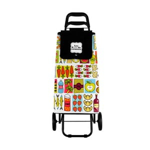 Nákupní taška P*** de courses, multicolored