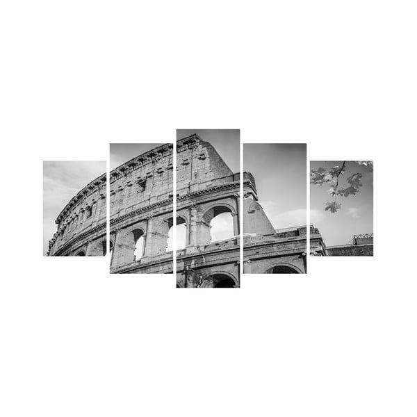 Vícedílný obraz Black&White no. 93, 100x50 cm