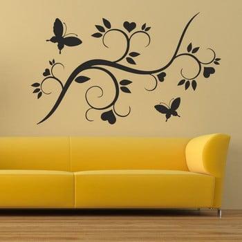 Autocolant decorativ pentru perete Butterfly de la Unknown
