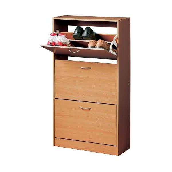 Botník Shoe Cupboard, barva dubu