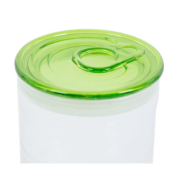 Dóza Kaleidos 10,5x16 cm, zelená