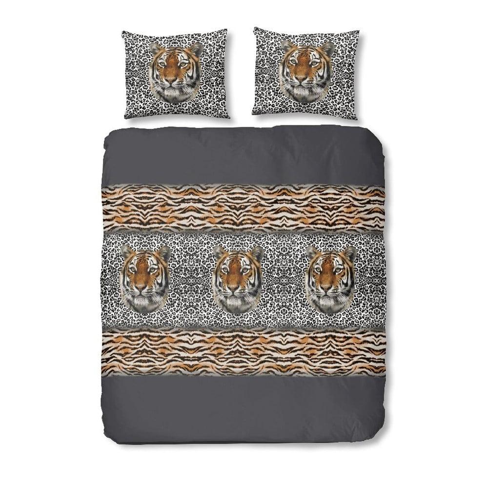 Bavlněné povlečení Müller Textiel Jungle Life,240x200cm
