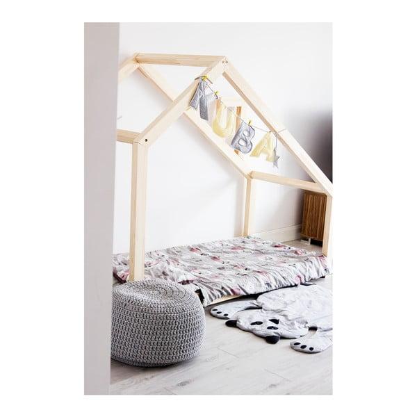 Dětská postel z borovicového dřeva  Benlemi Deny,80x190cm