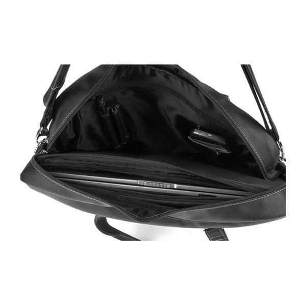 Pánská taška Solier S03 Black