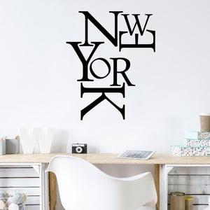 Samolepka Fanastick New York, 45 x 55 cm