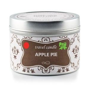 Vonná svíčka v plechovce Apple Pie, 25 hodin hoření