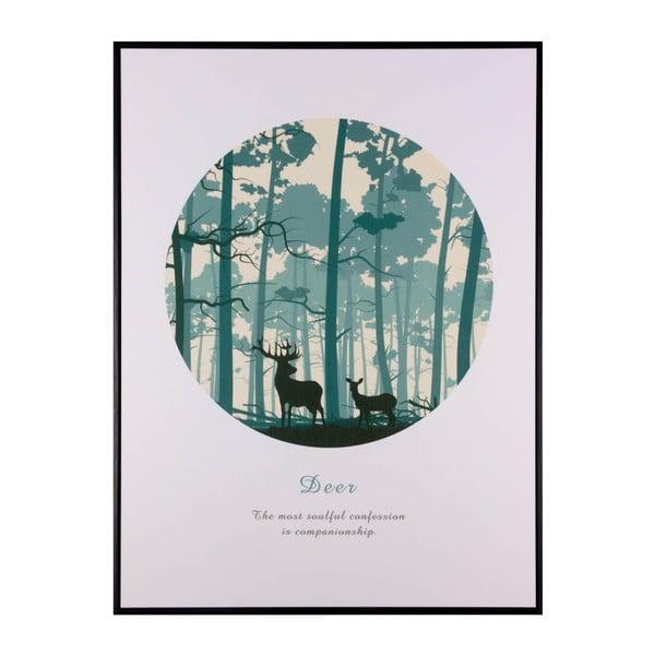 Tablou Sømcasa Forest, 60 x 80 cm