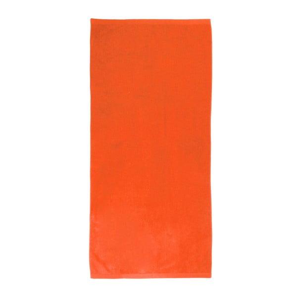 Prosop Artex Alpha, 70 x 140 cm, portocaliu
