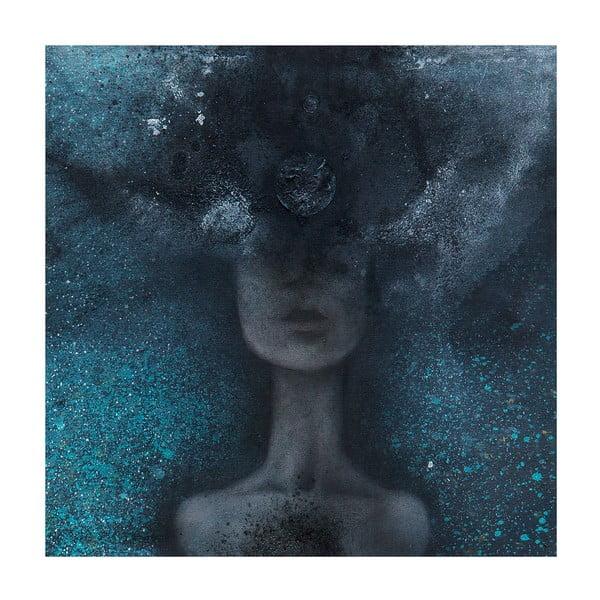 Autorský plakát od Lény Brauner Ana, 60x60 cm