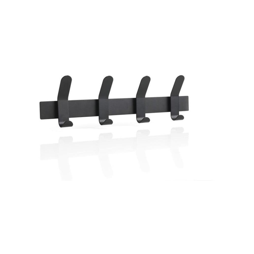 Černý ocelový věšák na zeď Zone A-Rack