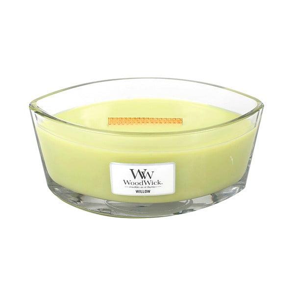 Vonná svíčka WoodWick Vrbové květy, 453 g, 50 hodin