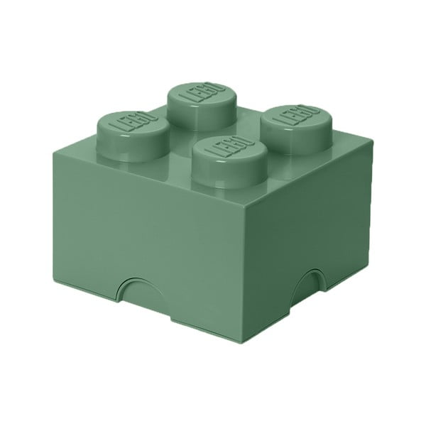 Cutie depozitare LEGO® Mini Box II, verde