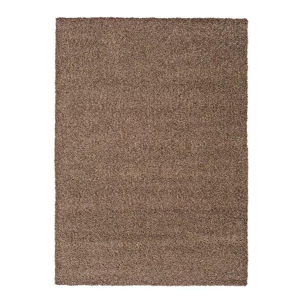 Hnědý koberec Universal Hanna, 160x230cm