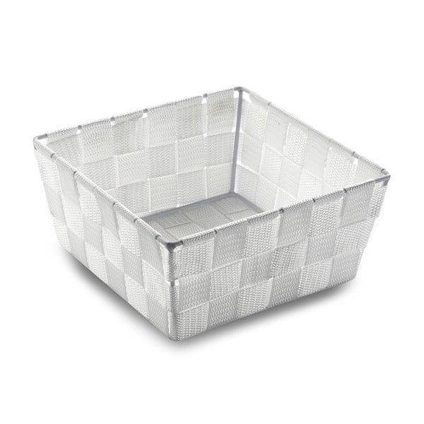 Úložní košík White, 19x19 cm