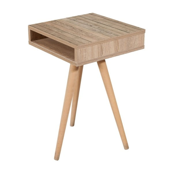 Odkládací stolek Zigon Classic, 40 x 40 cm