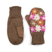 Mănuși maro Garden