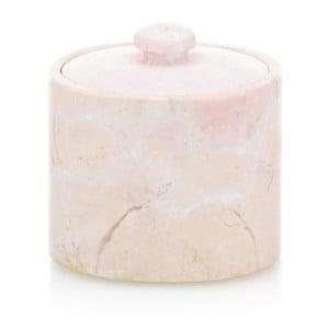 Dóza na vatové tampónky Kela Marble