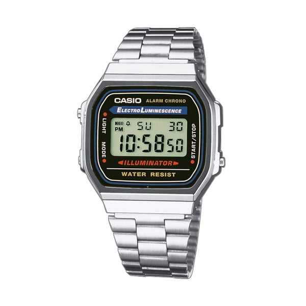 Pánské hodinky Casio Silver