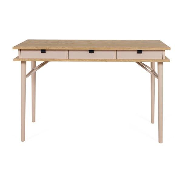 Pracovní stůl se šuplíky Woodman Solo Desk