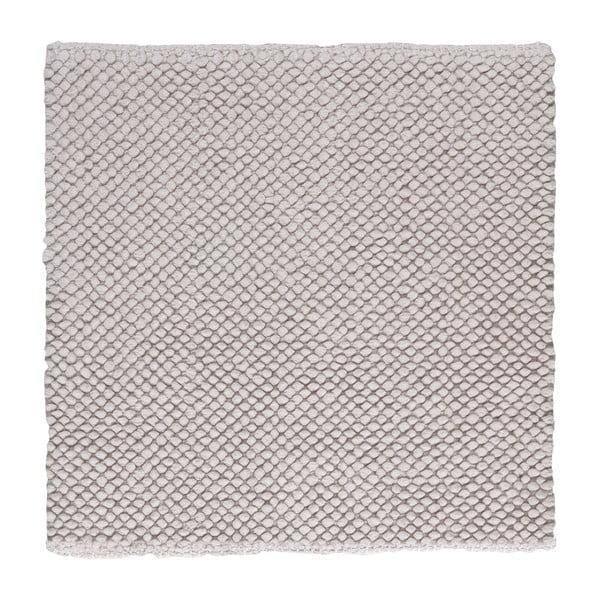Koupelnová předložka Dotts Grey, 60x60 cm