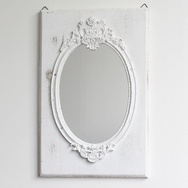 Zrcadlo White Days, 37x57 cm