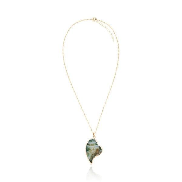 Dámský náhrdelník ve zlaté barvě NOMA Megan