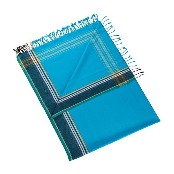 Osuška / pareo Ashan Blue, 100x178 cm