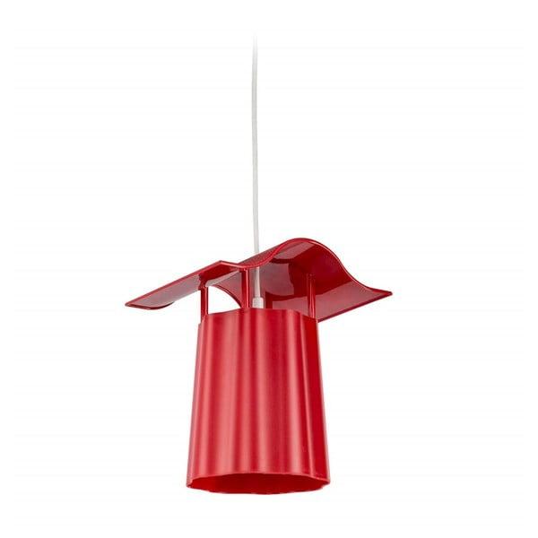 Lustră pentru grădină Luciana, roșu