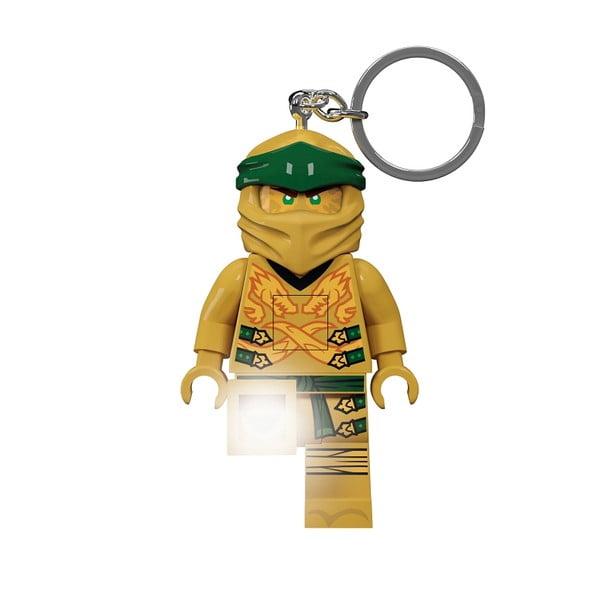 Ninjago Legacy Gold Ninja világító kulcstartó - LEGO®