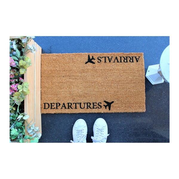 Airport kókuszrost lábtörlő, 70 x 40 cm - Unknown