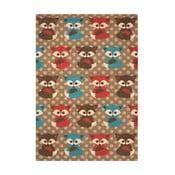 Dětský koberec Hanse Home Lišky, 140x200cm