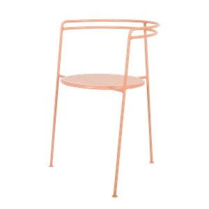 Oranžová židle OK Design Point