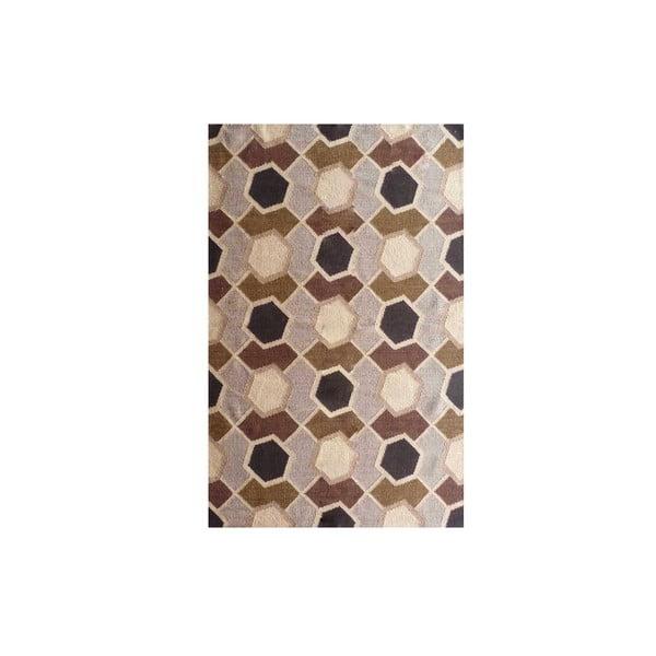Ručně tkaný koberec Kilim Modern 149, 140x200 cm
