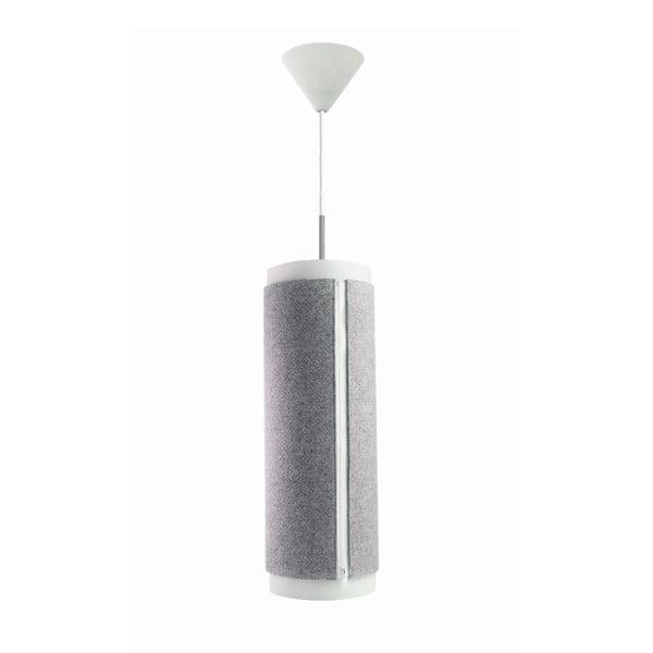Závěsné svítidlo Zip Star Medium, šedé