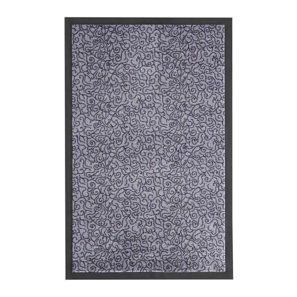 Šedá rohožka Zala Living  Smart, 75x45cm