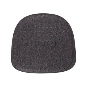 Tmavě šedý podsedák Zuiver Albert Kuip