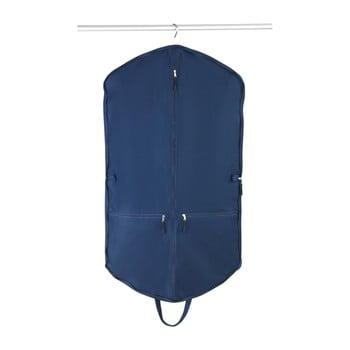Husă protecție haine cu 2 buzunare Wenko Business, albastru imagine
