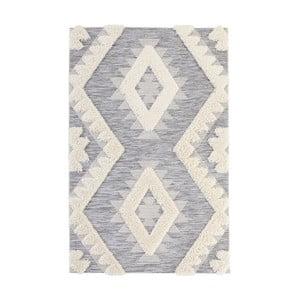 Šedý koberec Mint Rugs Handira Indian, 155x230cm