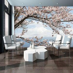 Velkoformátová nástěnná tapeta Vavex Asian Tree, 368 x 280 cm