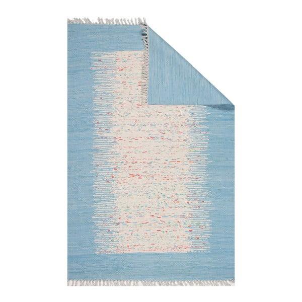 Koberec Contour Blue,80x150cm