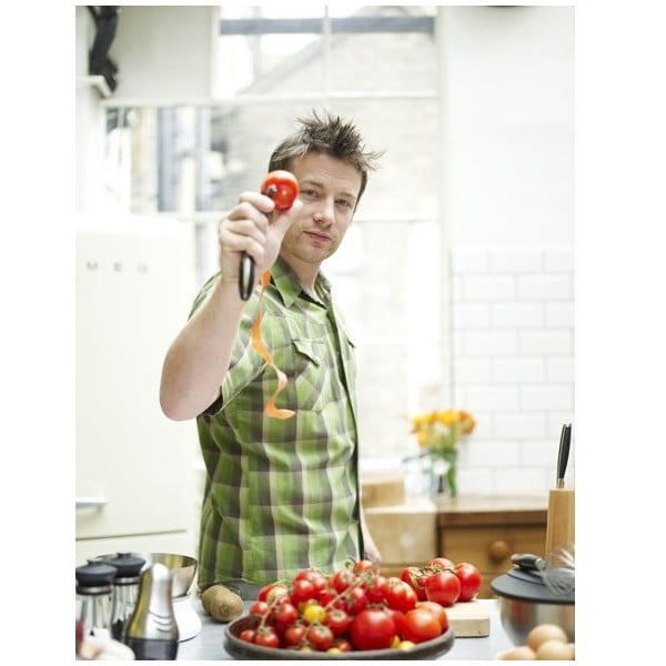 Škrabka Y Jamie Oliver, zelená řada