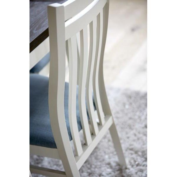1 židle Geranium Painted White