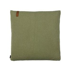 Polštář s náplní Sailor Knit Green, 50x50 cm