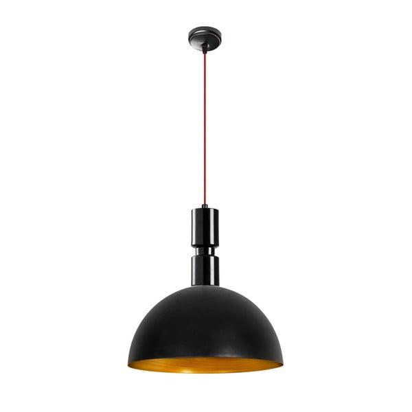 Diamonda fekete fém függőlámpa - Opviq lights